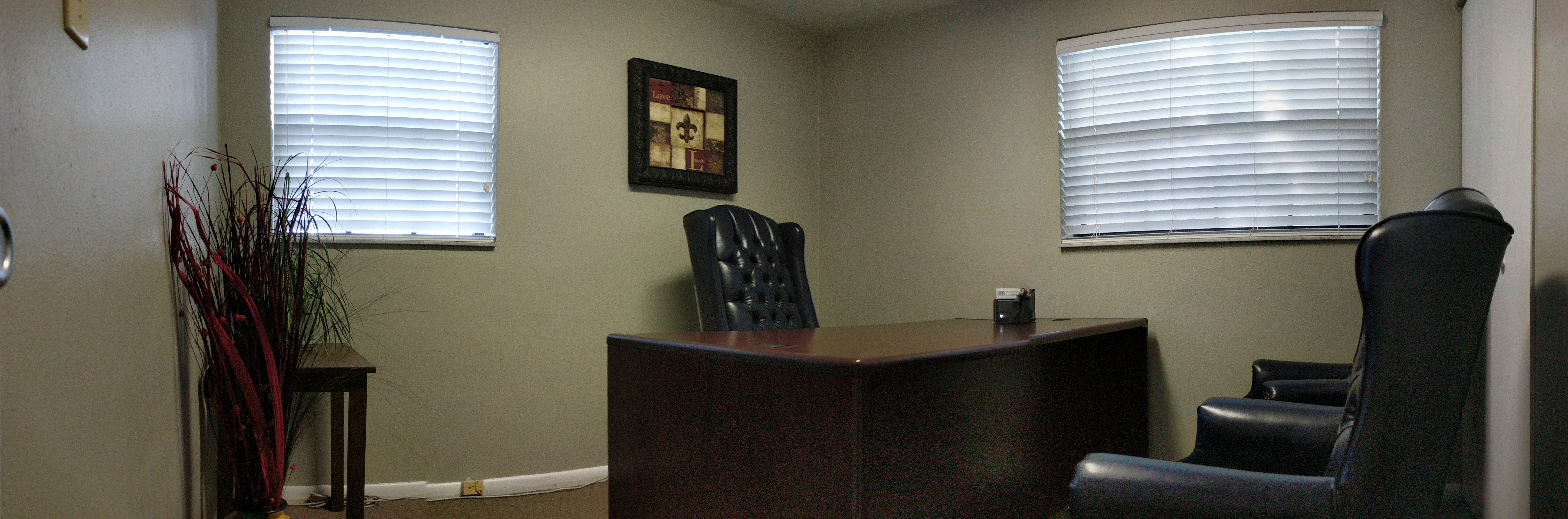 Conference Room, Executive Office & Amenities — Almond Street ...
